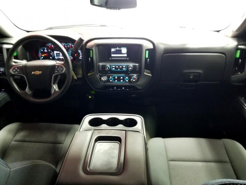 Chevrolet Silverado 1500 LT Double Cab 2WD 2015