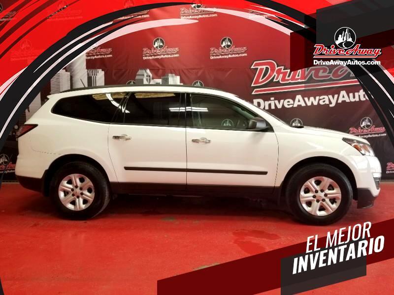 Chevrolet Traverse LS FWD w/PDC 2017