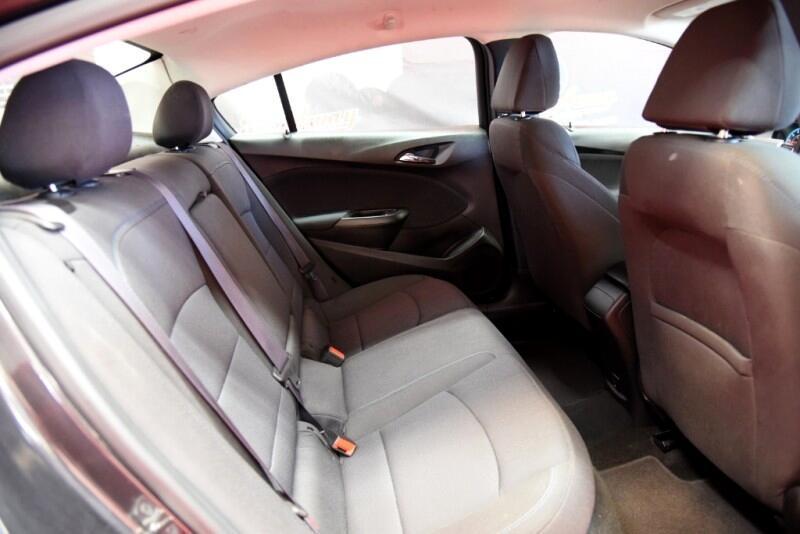 Chevrolet Cruze LT Auto 2017