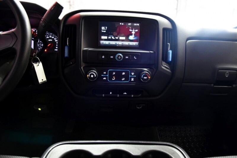 Chevrolet Silverado 1500 Work Truck Double Cab 2WD 2018