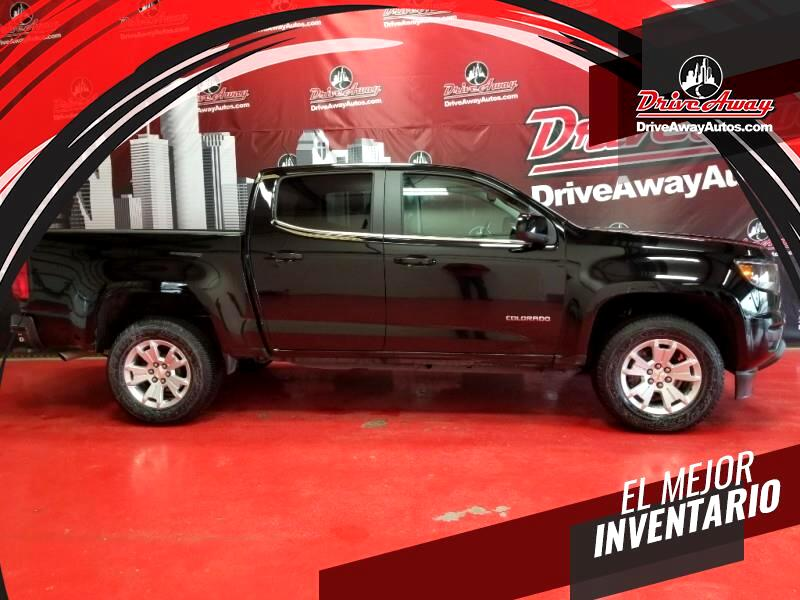 Chevrolet Colorado LT Crew Cab 2WD Long Box 2018