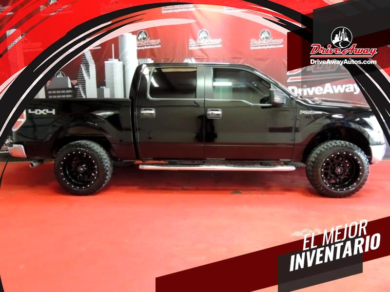 Ford F-150 XL SuperCrew 6.5-ft. Bed 4WD 2011