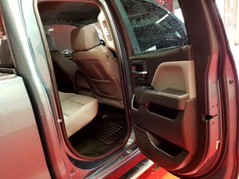 Chevrolet Silverado 1500 Work Truck 1WT Double Cab 2WD 2014