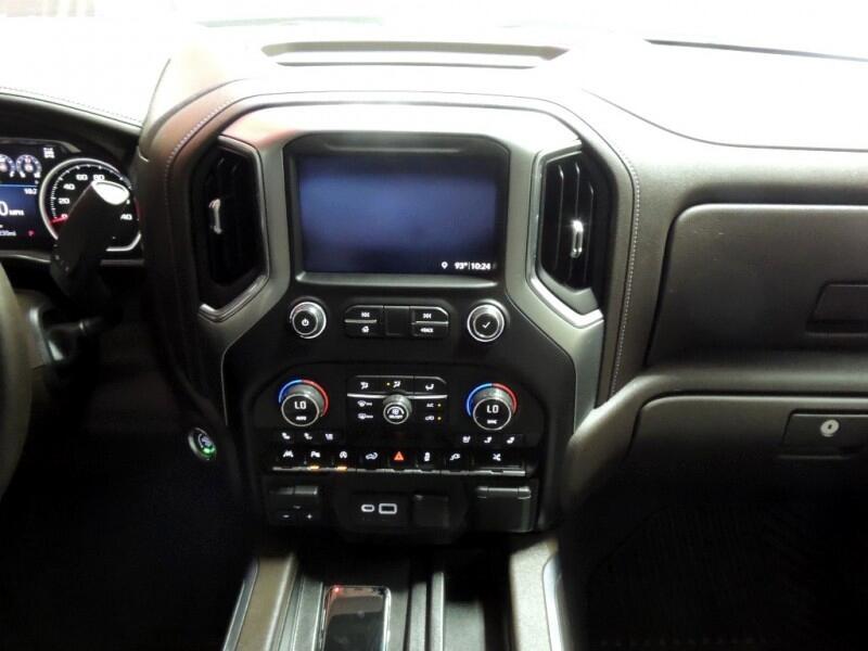 Chevrolet Silverado 1500 LTZ Crew Cab 4WD 2019