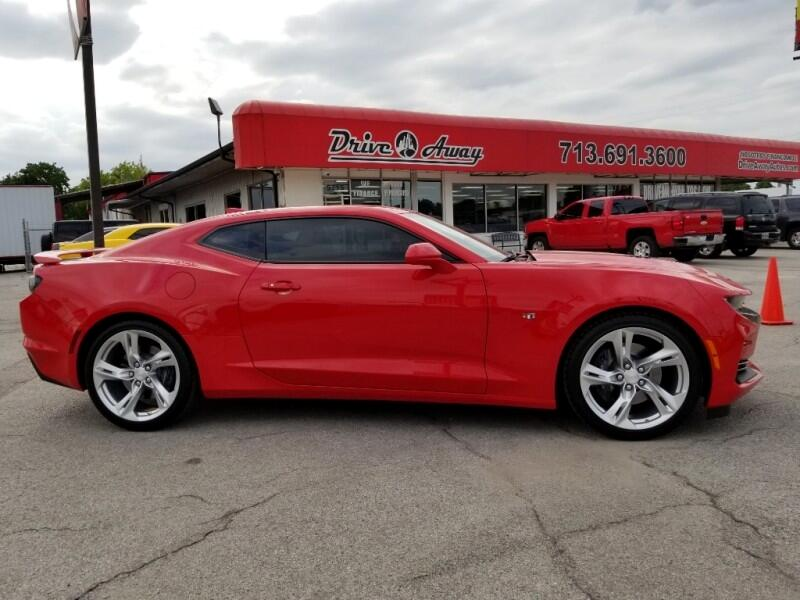 Chevrolet Camaro 2SS Coupe 2019