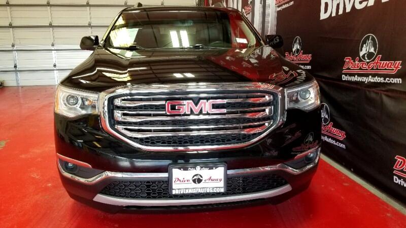 GMC Acadia SLT-1 FWD 2018