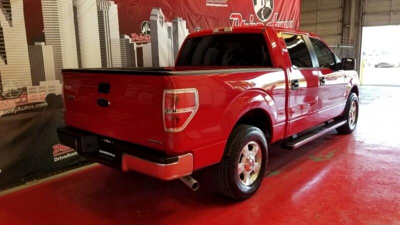 Ford F-150 XL SuperCrew 5.5-ft. Bed 2WD 2014