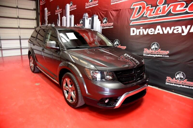 Dodge Journey Crossroad FWD 2016