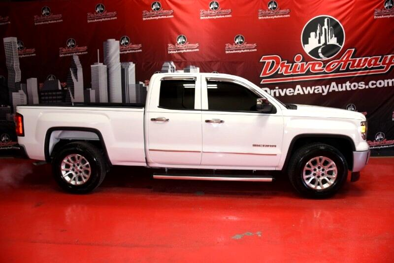 GMC Sierra 1500 Base Double Cab 2WD 2014