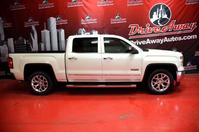 GMC Sierra 1500 SLT Crew Cab Long Box 2WD 2015