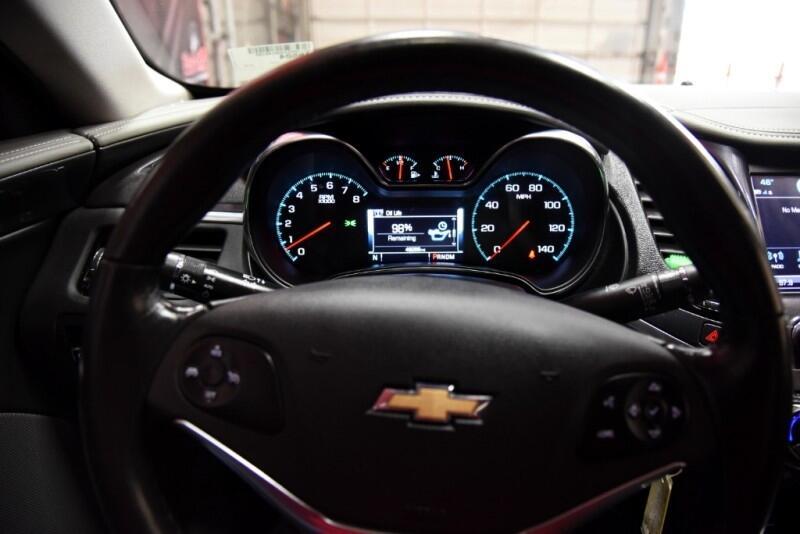Chevrolet Impala LT 2017