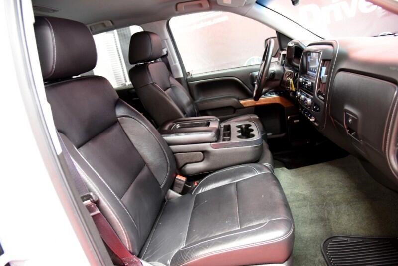 Chevrolet Silverado 1500 LTZ Crew Cab 2WD 2015