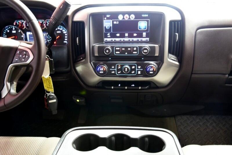 Chevrolet Silverado 1500 LT Crew Cab 2WD 2015