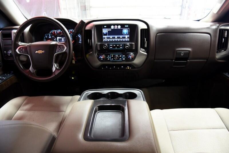 Chevrolet Silverado 1500 1LT Crew Cab 2WD 2014