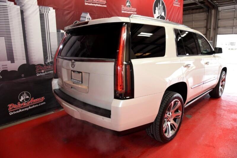 Cadillac Escalade Premium 4WD 2015