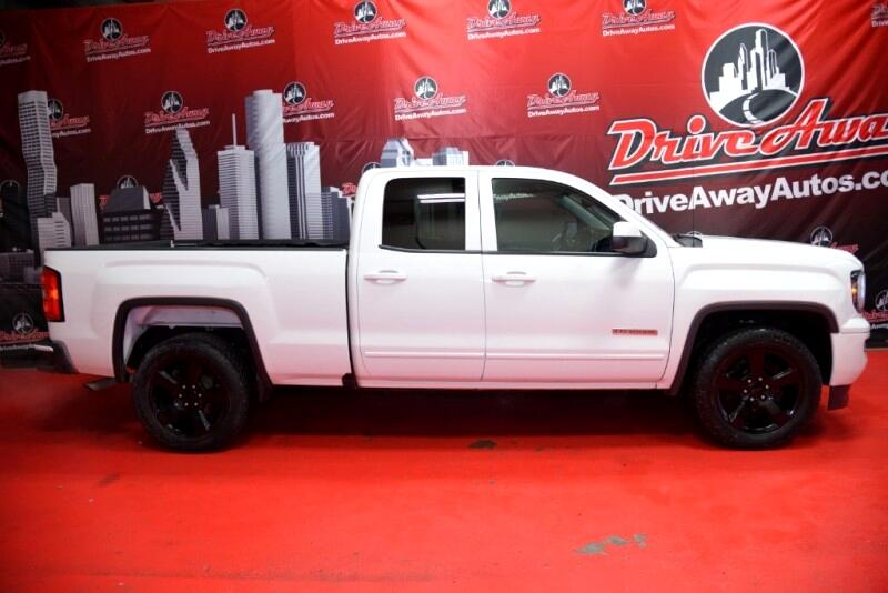 GMC Sierra 1500 Base Double Cab 2WD 2016