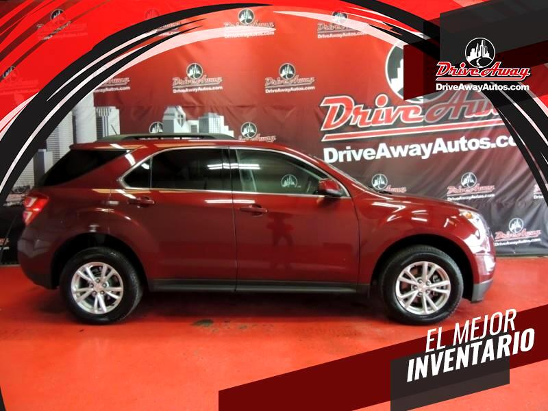Chevrolet Equinox LT 2WD 2016