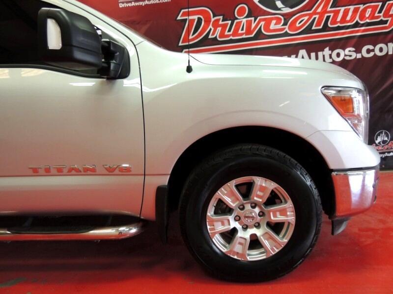 Nissan Titan SV Crew Cab 2WD 2018