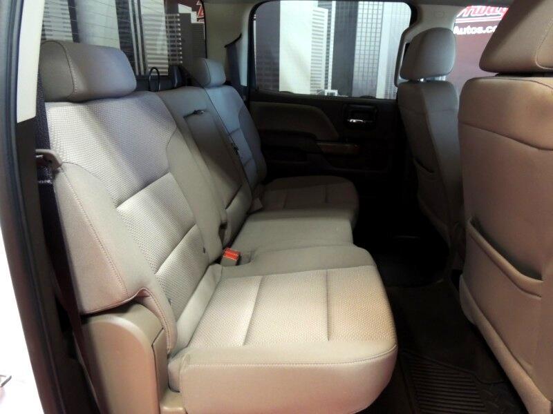 GMC Sierra 1500 SLE Crew Cab Long Box 2WD 2017