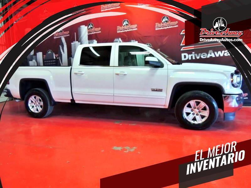 GMC Sierra 1500 SLE Crew Cab Long Box 2WD 2017