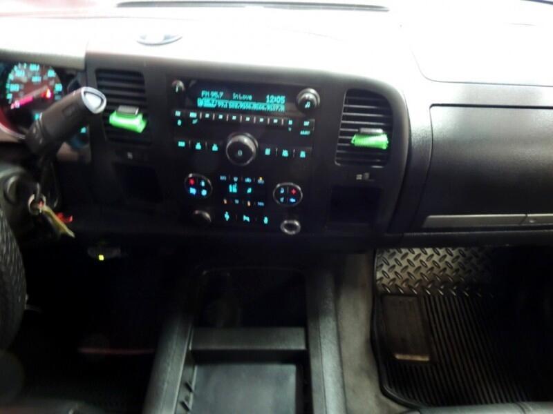 Chevrolet Silverado 1500 LT Crew Cab 2WD 2012