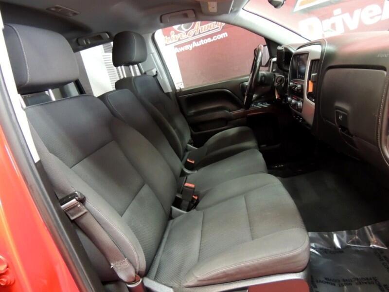 GMC Sierra 1500 SLE Ext. Cab 2WD 2014