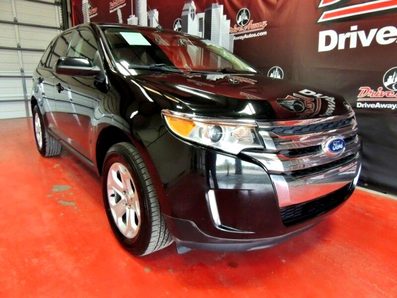 Ford Edge SEL FWD 2014