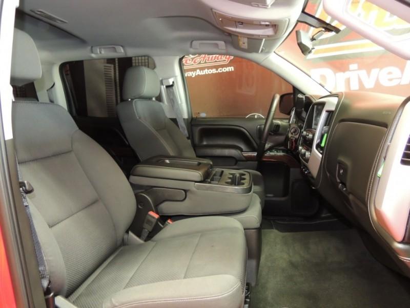 GMC Sierra 1500 SLE Crew Cab Long Box 2WD 2015