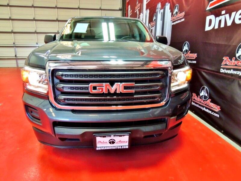 GMC Canyon SLE Crew Cab 2WD 2016