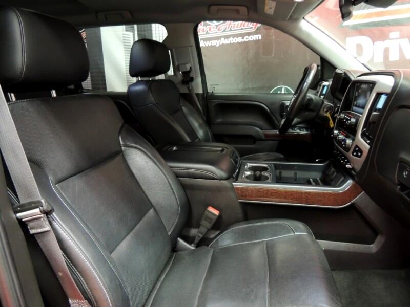 GMC Sierra 1500 SLT Crew Cab 2WD 2014