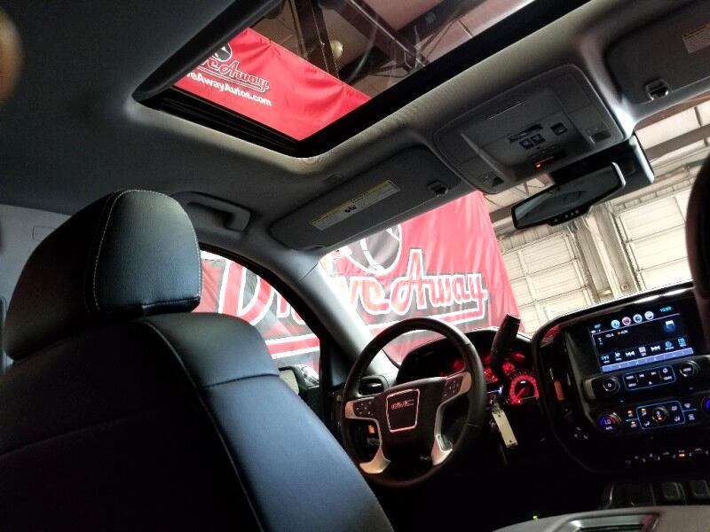 GMC Sierra 1500 SLT Crew Cab Long Box 4WD 2018