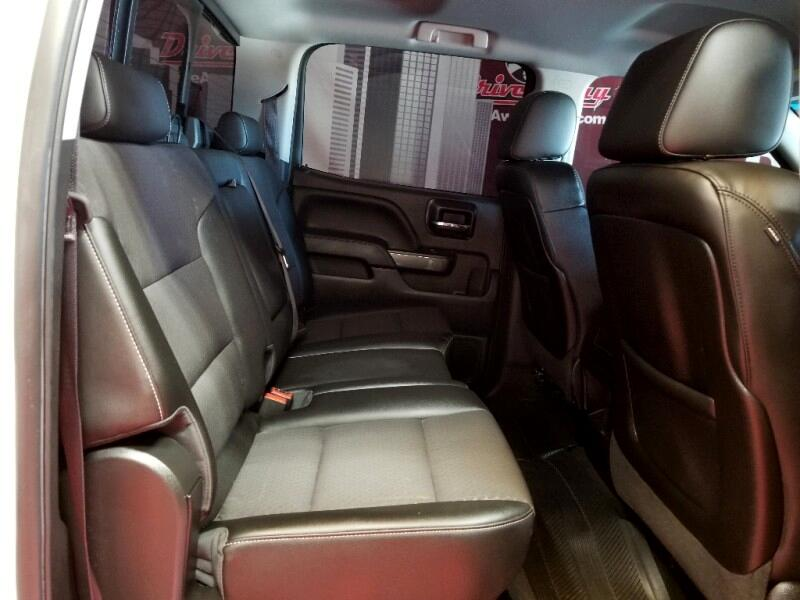GMC Sierra 1500 SLE Crew Cab 4WD 2014