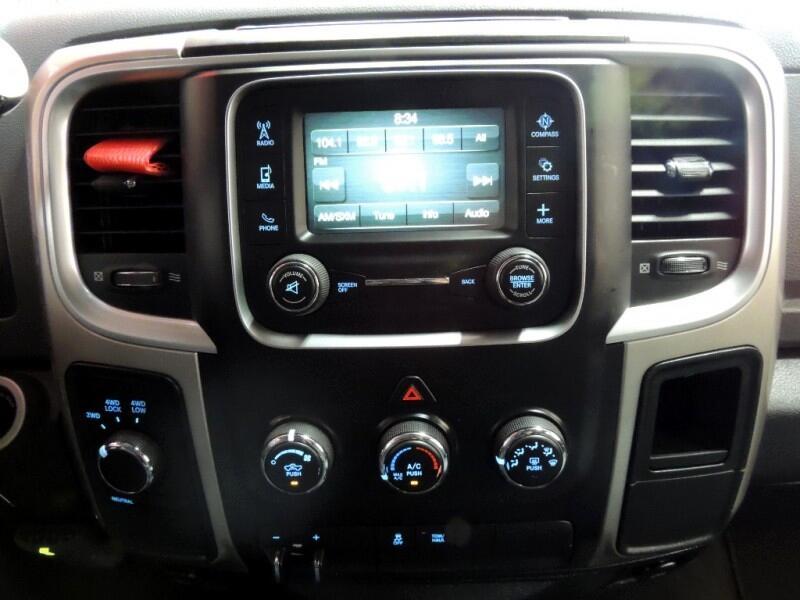 RAM 2500 SLT Crew Cab SWB 4WD 2017
