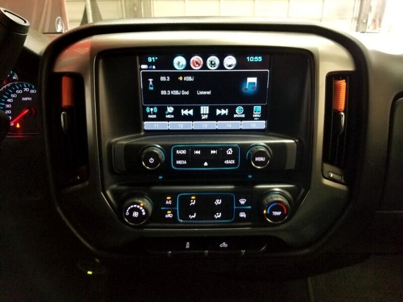 Chevrolet Silverado 1500 Work Truck Double Cab 2WD 2019