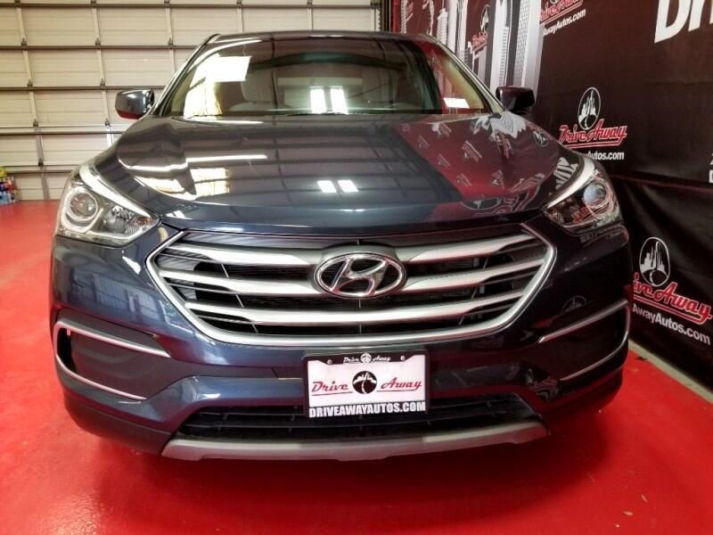 Hyundai Santa Fe Sport 2.4 FWD 2018