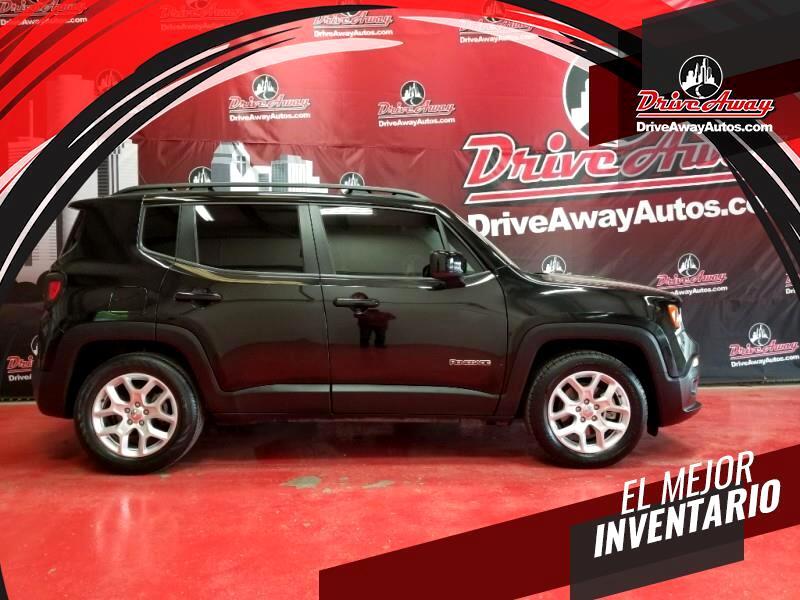 Jeep Renegade Latitude FWD 2016