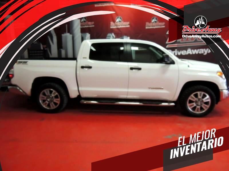 Toyota Tundra SR5 4.6L V8 CrewMax 2WD 2015