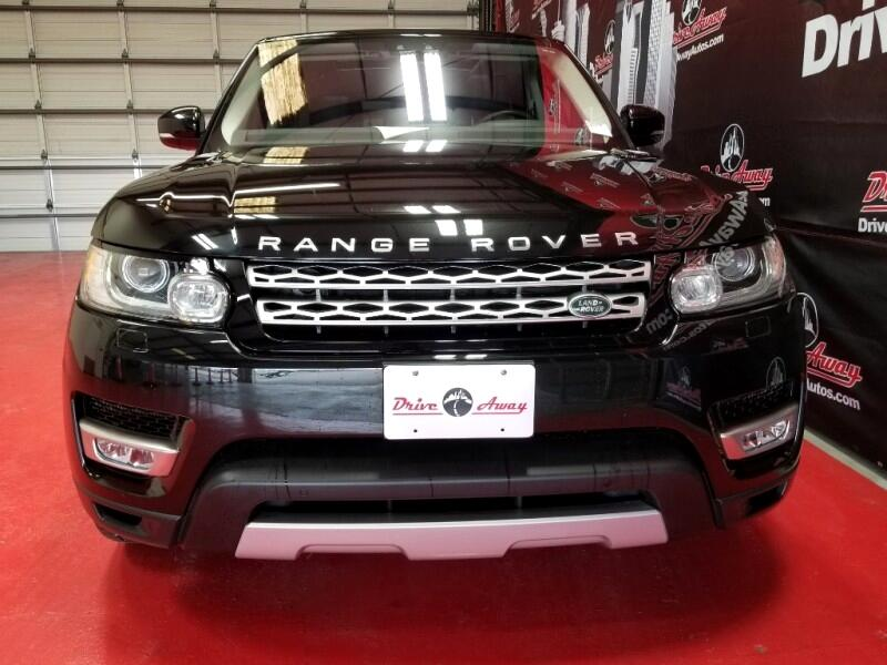 Land Rover Range Rover Sport HSE 2017