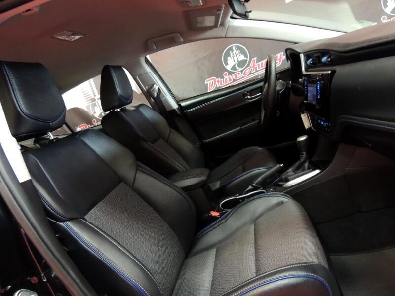 Toyota Corolla L CVT 2017
