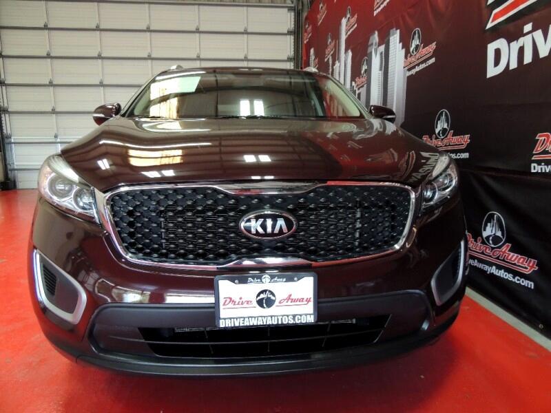 Kia Sorento LX V6 2WD 2018