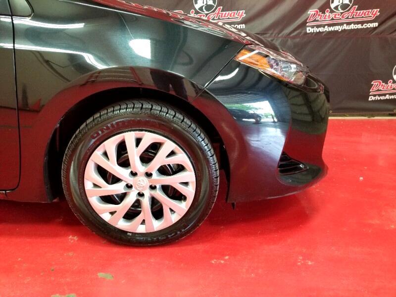 Toyota Corolla L CVT 2018