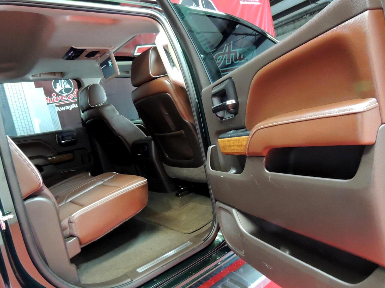 Chevrolet Silverado 2500HD LT Crew Cab Long Box 4WD 2015