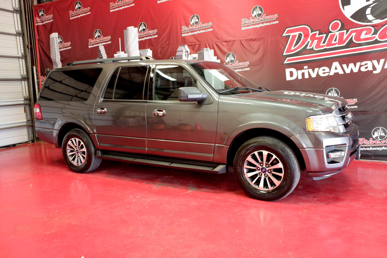 Ford Expedition EL XLT 2WD 2015