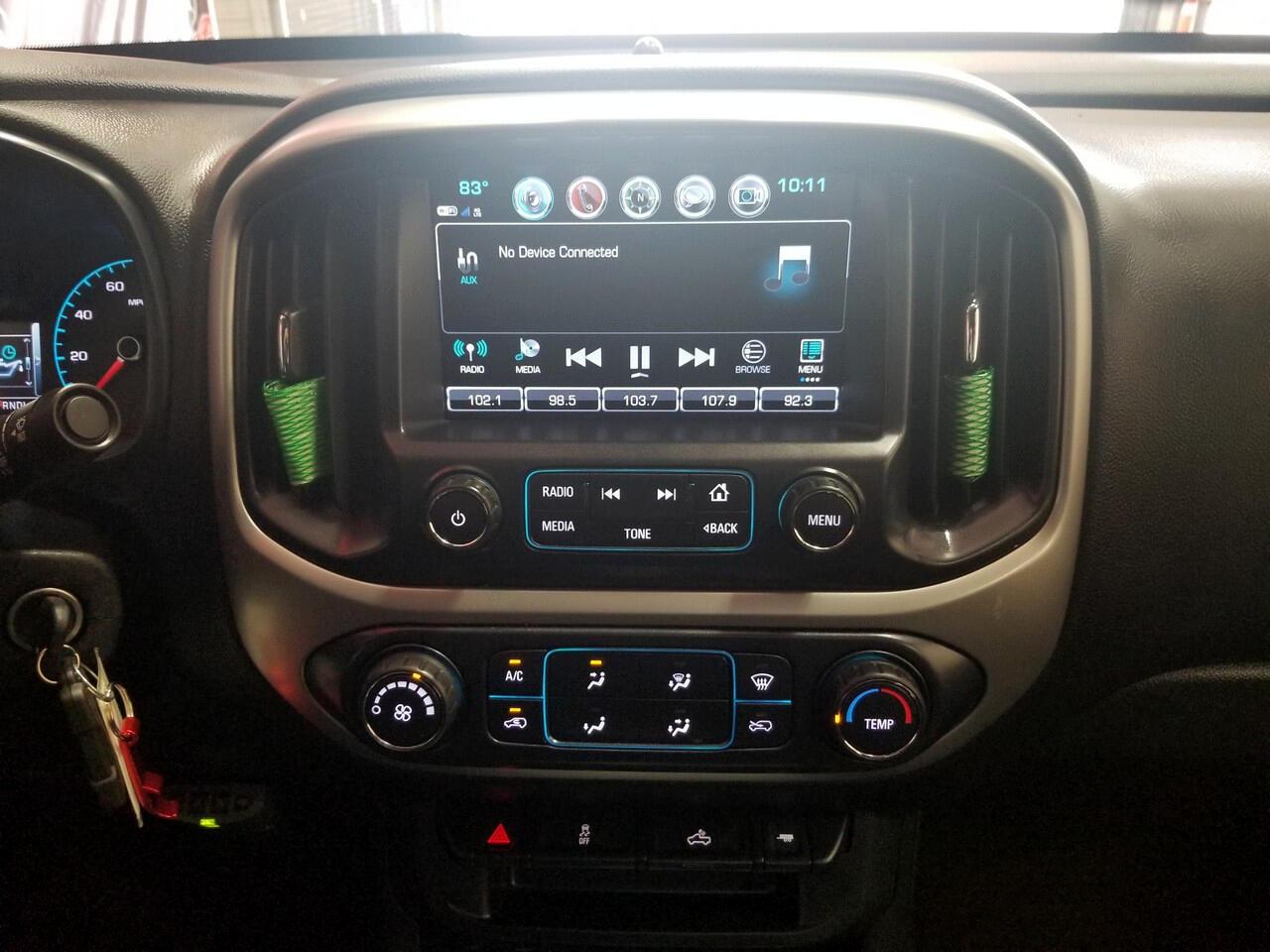 Chevrolet Colorado LT Crew Cab 2WD Long Box 2018