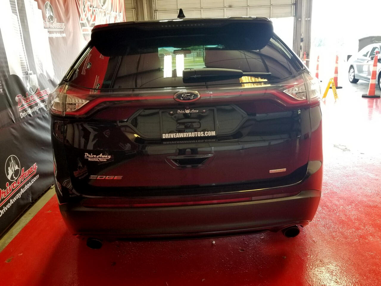 Ford Edge SE FWD 2017