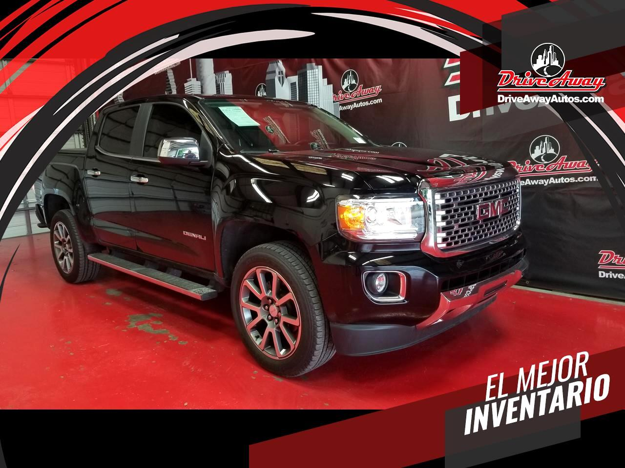 GMC Canyon Denali Crew Cab 4WD Long Box 2018