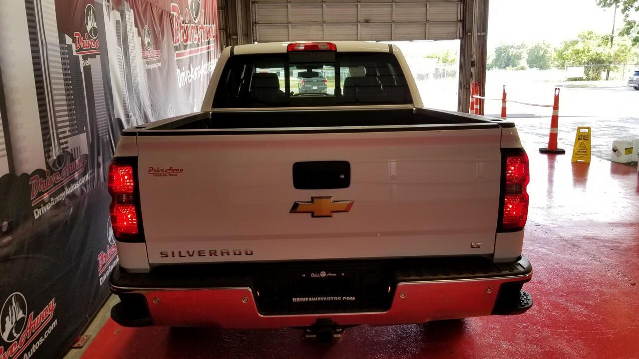 Chevrolet Silverado 1500 2LT Crew Cab Long Box 4WD 2014