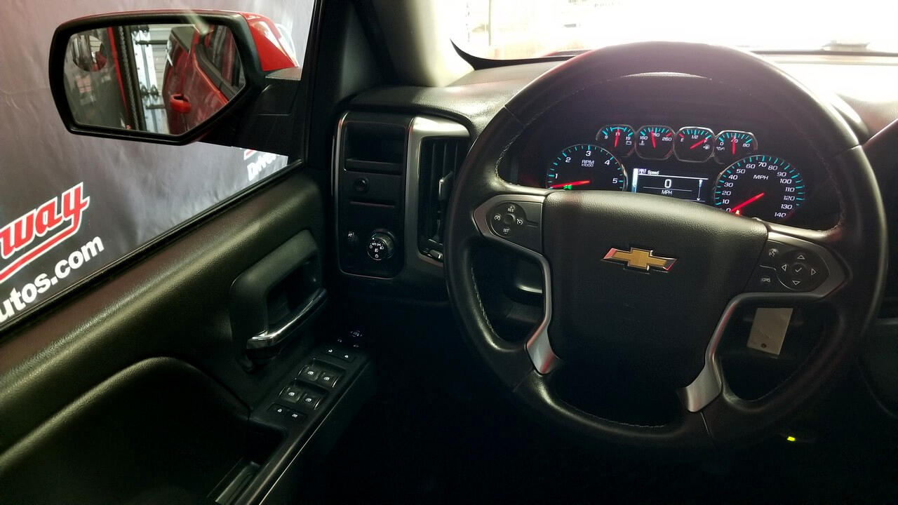 Chevrolet Silverado 1500 2LT Crew Cab Long Box 2WD 2014