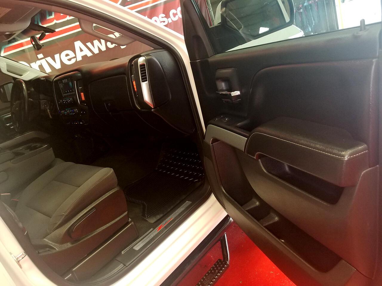 Chevrolet Silverado 1500 LT Crew Cab Long Box 4WD 2015