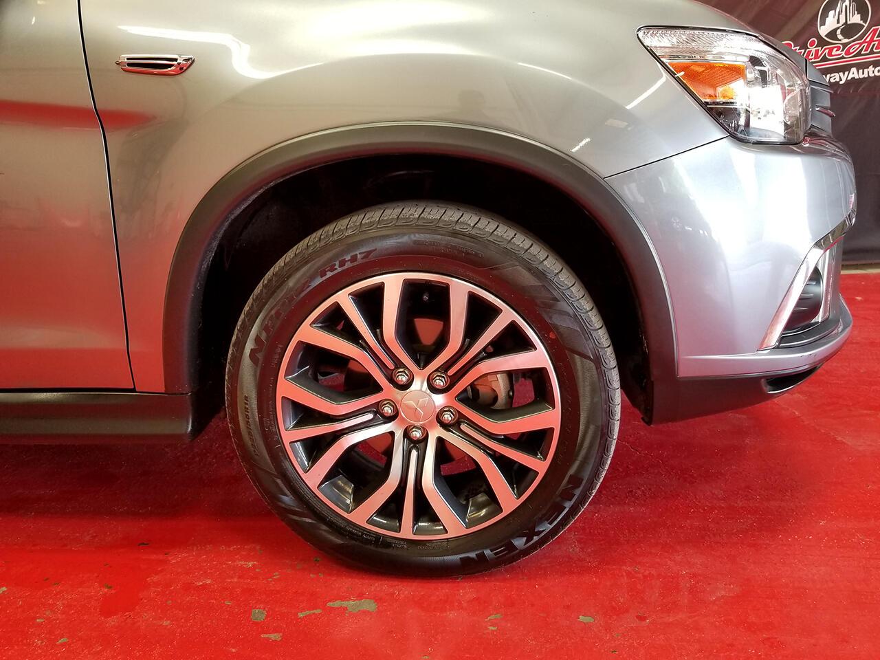 Mitsubishi Outlander Sport 2.4 SE CVT 2018